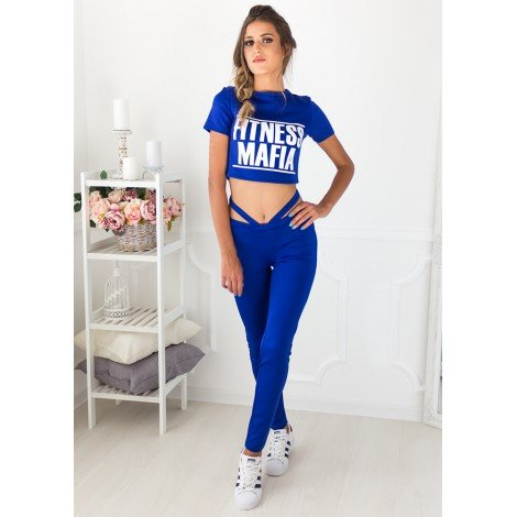 Fitness Mafia Set (Blue)