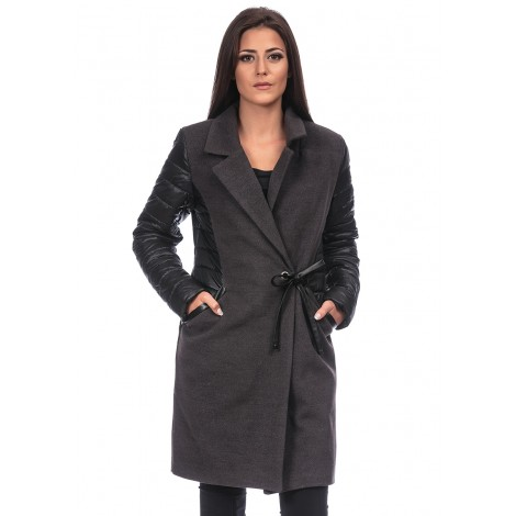 Kashmir Coat (Grey)