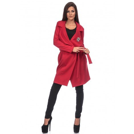 Momentum Coat (Red)