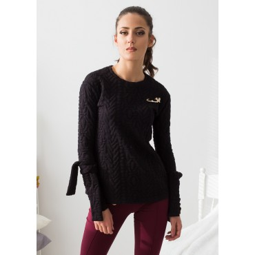 Belle Epoch Pullover (Black)
