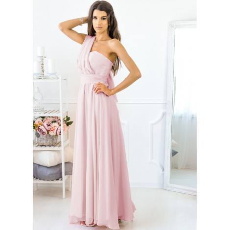 Special Moments Maxi Dress (Blush)