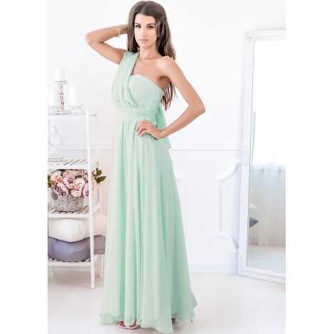 Special Moments Maxi Dress (Mint)