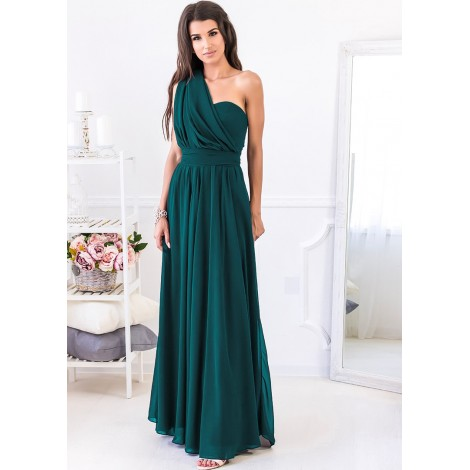 Special Moments Maxi Dress (Emerald)
