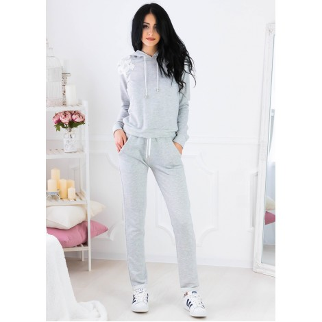 Аbrielle Sweatshirt (Grey)