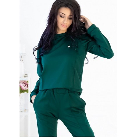 Gabriella Two Piece (Emerald)