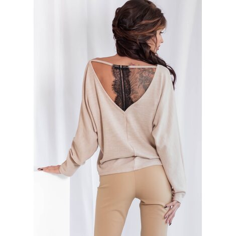 Giselle Top (Beige)