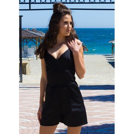 All About You Playsuit (Black)