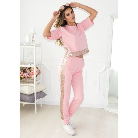 City Of Dreams Two Piece (Pink)